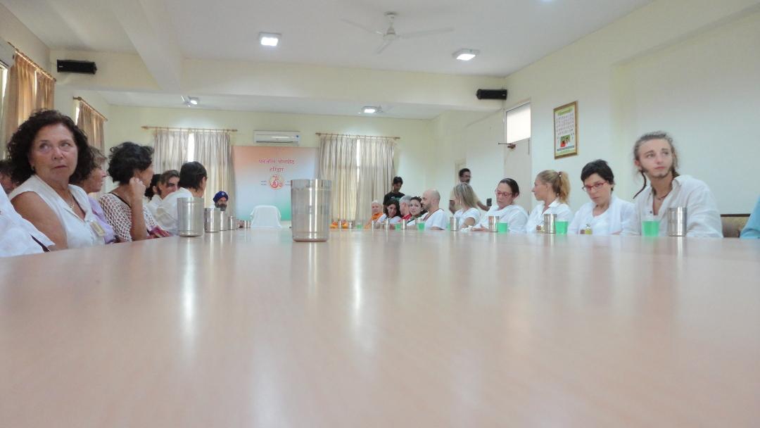 Convegno all'ospedale Annapurna