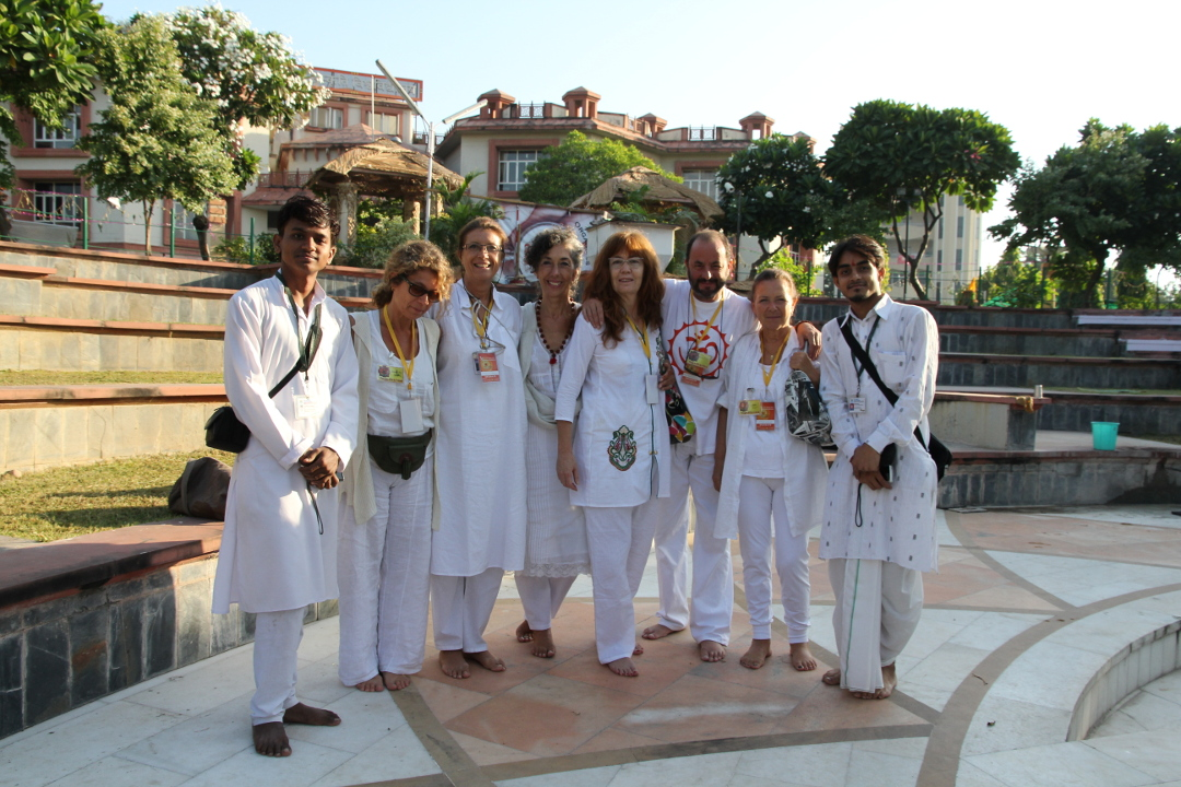 convegno mondiale dello yoga nel 2012 - 1