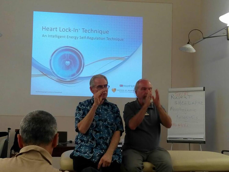 Charles Krebs e Adam Lehman